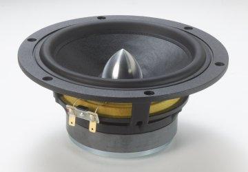 Midrange system with phaseplug